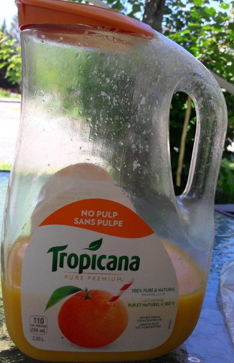 Jus D'orange Pure Premium (sans Pulpe) - Product - fr