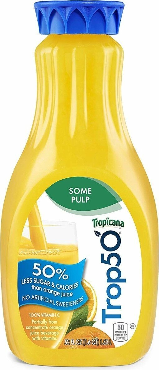 Trop some pulp juice - Product - en