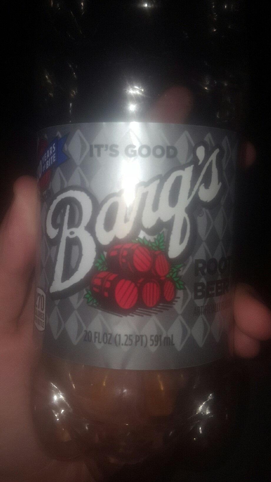 barks root beer - Product - en