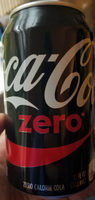 Coca-Cola Zero - Produit