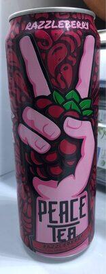 Razzleberry Peace Tea - Nutrition facts - en