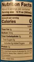 Diet Cola - Nutrition facts - en