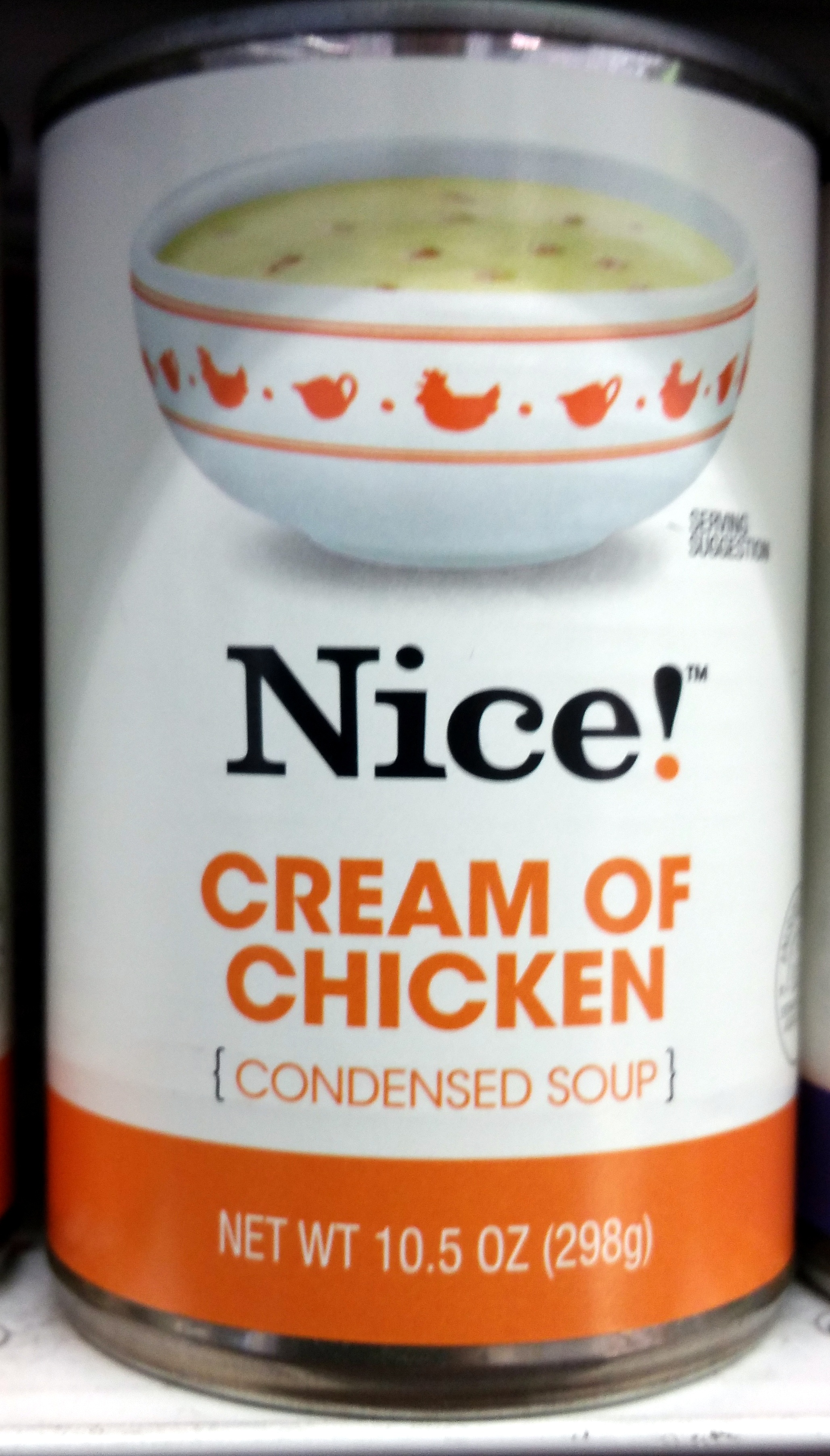 Cream of Chicken [Condensed Soup] - Product