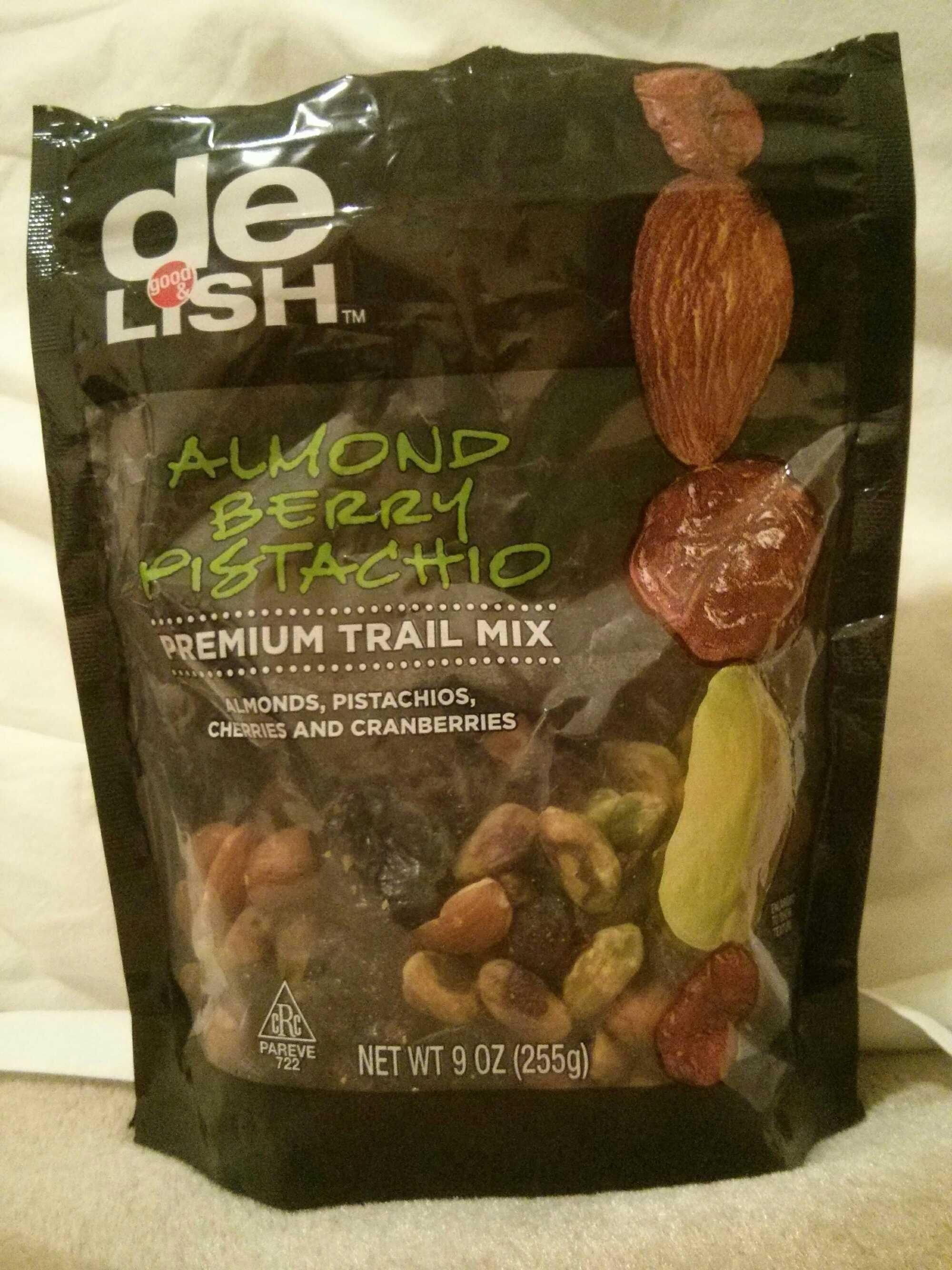 Premium trail mix - Product - en