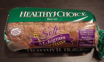 Bread, Soft Multigrain - Product - en