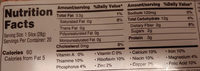 Bread, Soft Multigrain - Voedingswaarden - en