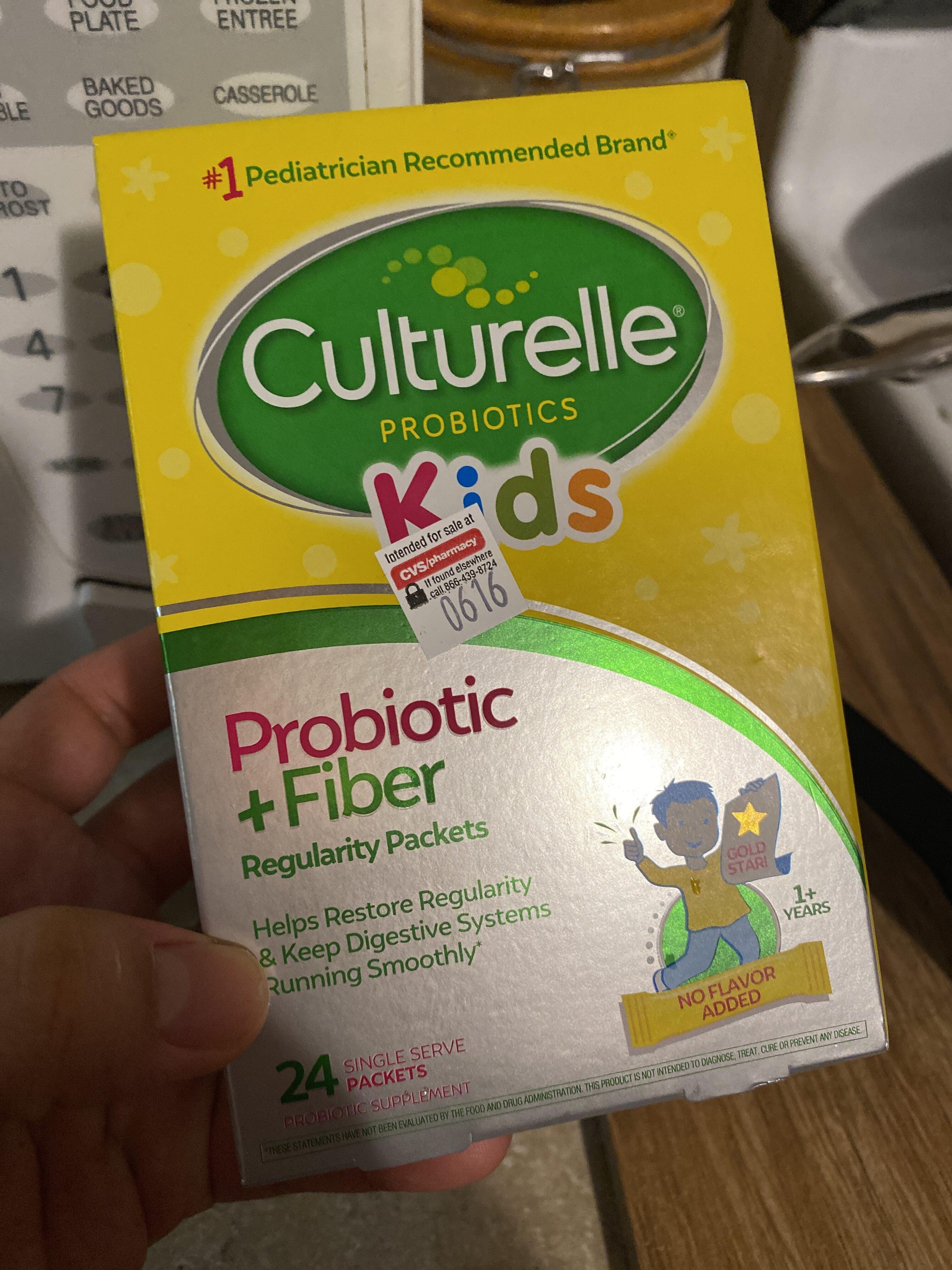 culturelle kids plus fiber - Prodotto - en