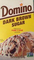 Dark Brown Sugar - Product - en