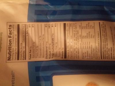 snack factory pretzel crisps - Product