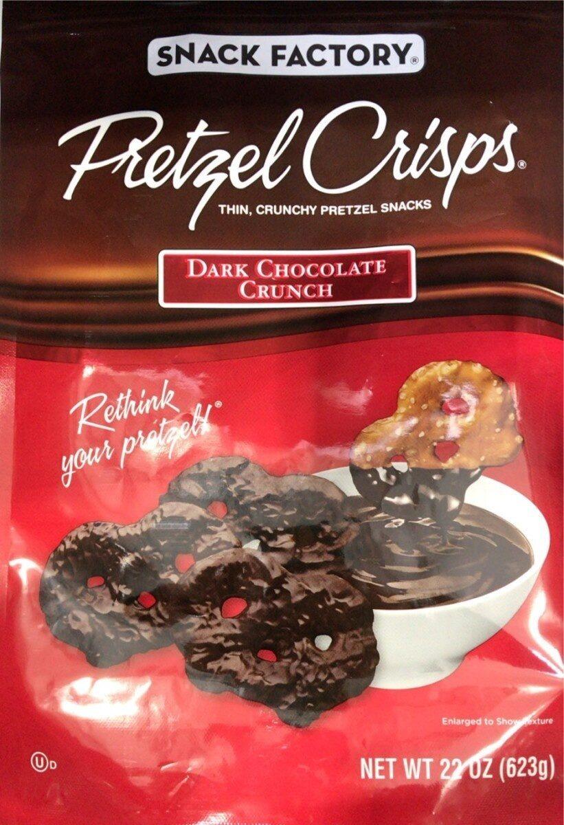 Pretzel crisps - Product - en