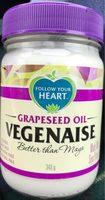 Vegenaise grapeseed oil - Product - fr