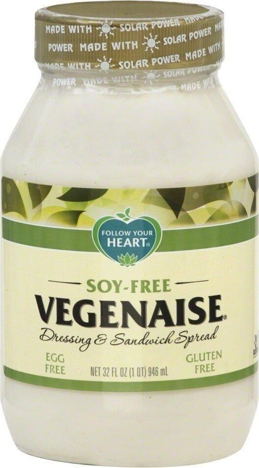 Soy free vegenaise - Product - en