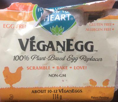Veganegg - Produit