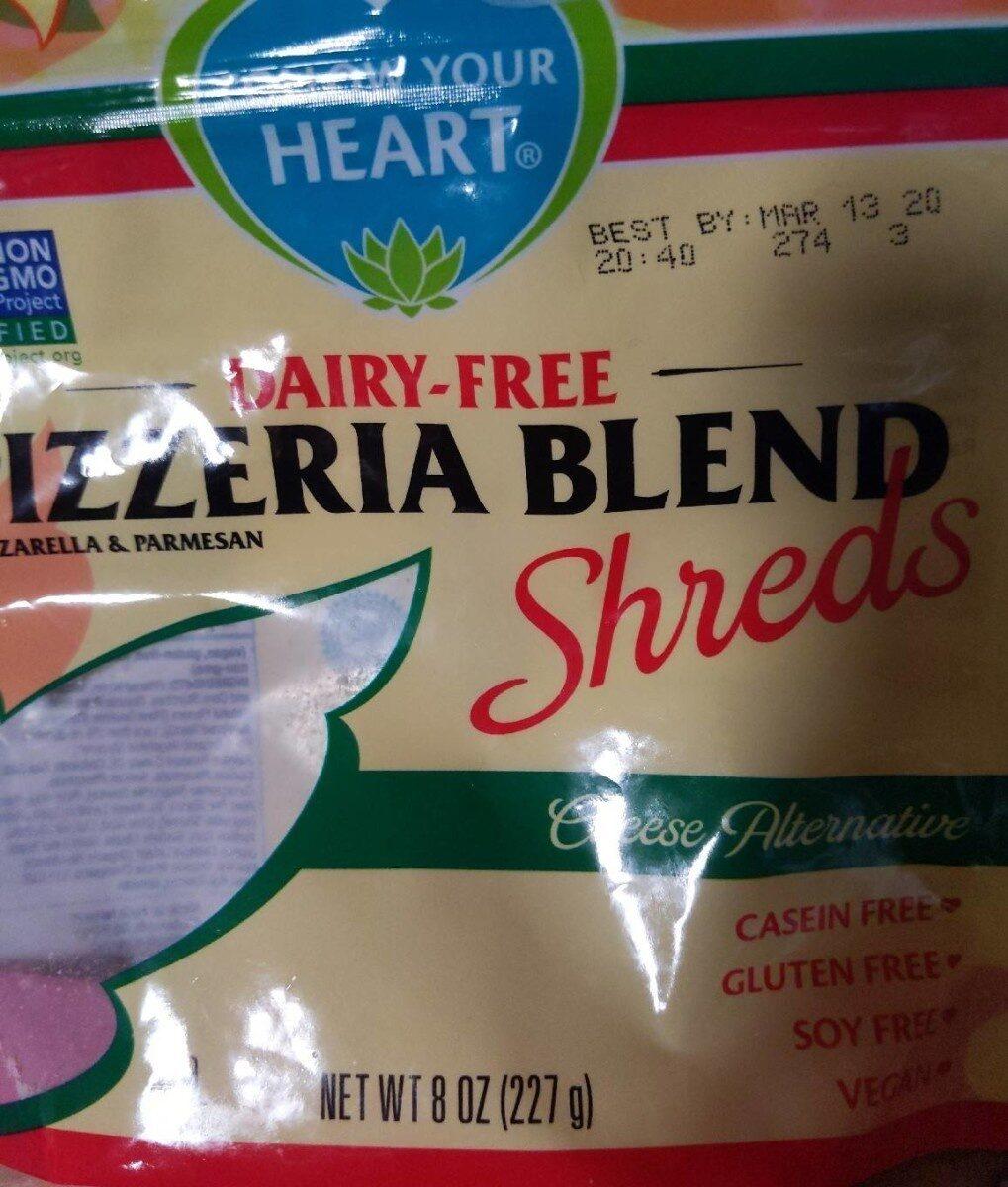 Pizzeria blend - Product - en