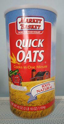 Quick Oats - Produit
