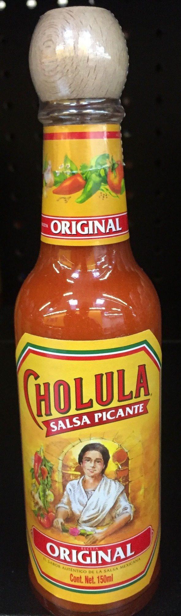 Cholula Hot Sauce original - Product