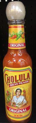 Original hot sauce, original - Producto - es