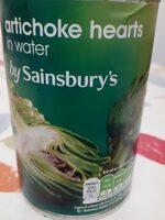 Artichoke hearts - Product - en
