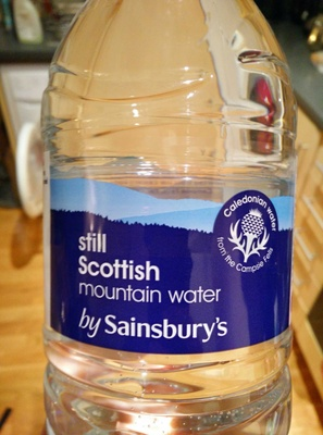 Sainsbury's Cumbrian Still Water - Product