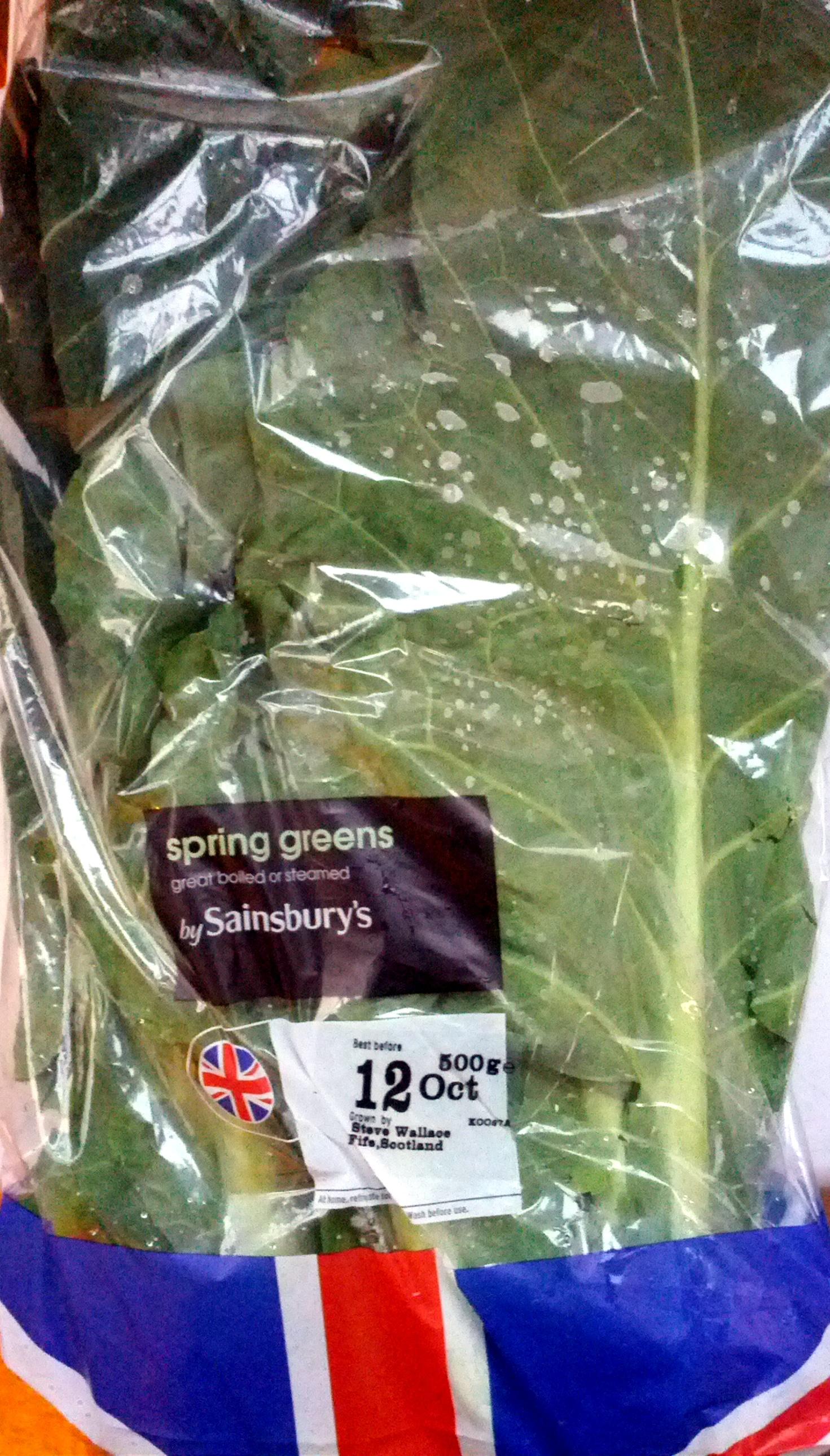 Spring Greens - Produit - en