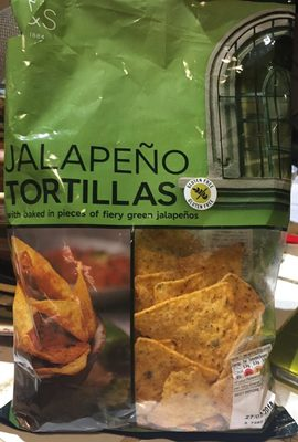 Chips Jalapeno Tortillas - Product