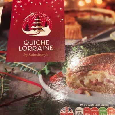 Quiche  Lorraine - Product