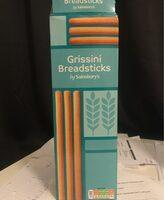Grissini Breadsticks - Product - en