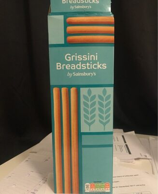 Grissini breadsticks - Product