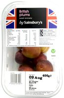 British Plums - Produit - en