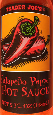 Trader Joe's Jalapeno Pepper Hot Sauce - Product