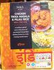 Chicken Tikka Masala & Pilau Rice - Produit