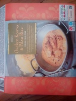 Chicken korma and pilau rice - Product