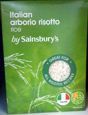Italian Arborio Risotto Rice - Product