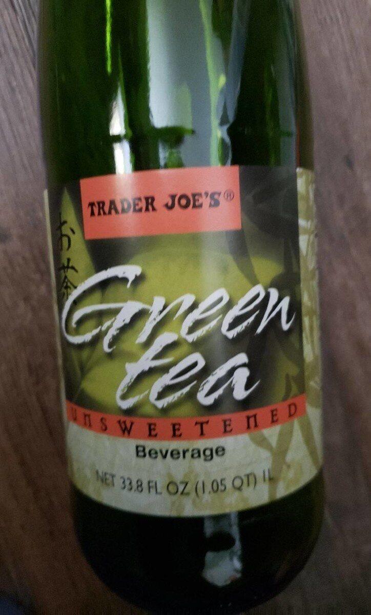 Green Tea - Unsweetened - Product - en