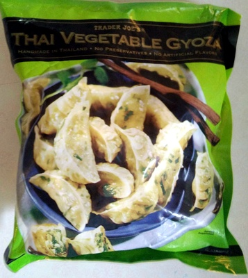 Thai Vegetable Gyoza - Product