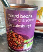Mixed beans - Product - en
