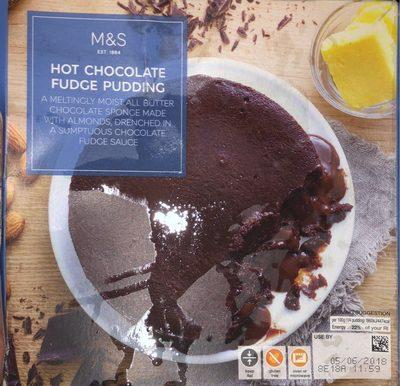 Hot Chocolate Fudge Pudding - Product - fr