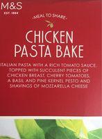 Chicken pasta bake - Product