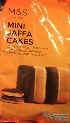 Mini jaffa cakes - Product