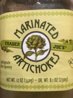 Marinated Artichokes - Product