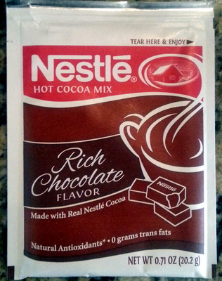 Rich Choclate Flavor Hot Cocoa Mix - Product