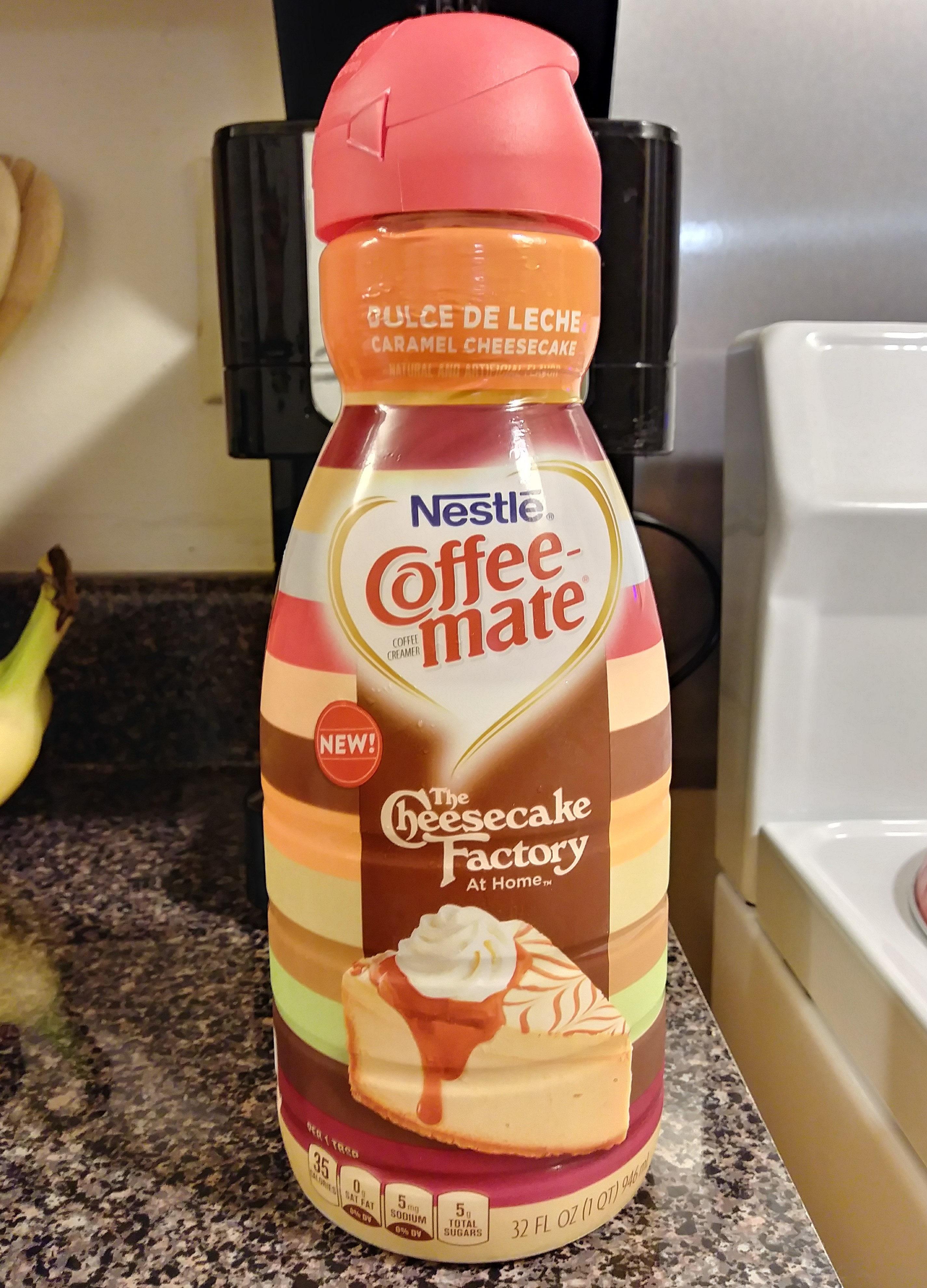 Coffee-mate Dulce de Leche - Product