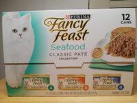 Fancy Feast Seafood Classic Paté Collection - Produit - en