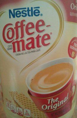 Coffee creamer, original - Producte - en
