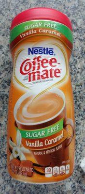 Vanilla caramel sugar free coffee creamer, vanilla caramel - Produkt - de