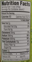 HEALTHY CHOICE Chicken Noodle Soup, 15 OZ - Nutrition facts - en