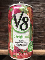 V8 100% Vegetable Juice Original - 6 CT - Produit - fr