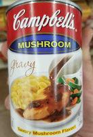 Campbell's gravy mushroom - Product - en