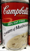 Cream of Mushroom - Product