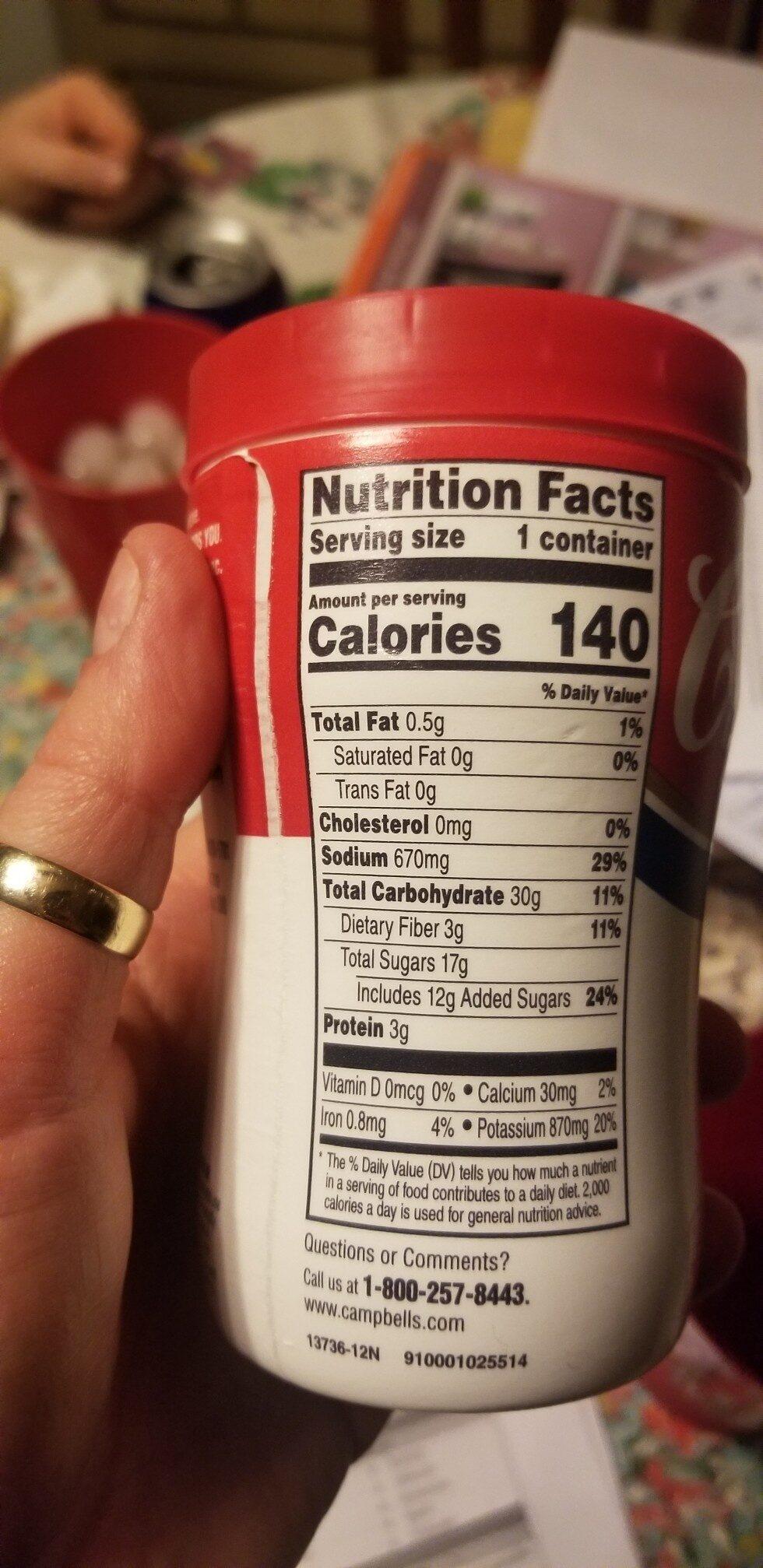 Soup tomato - Product - en